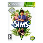 The Sims 3 Platinum Hits Edition for Xbox 360
