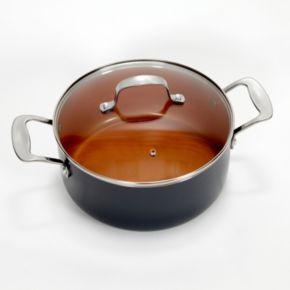 Gotham Steel 5-qt.  Nonstick Titanium & Ceramic Saucepan by Daniel Green As Seen on TV