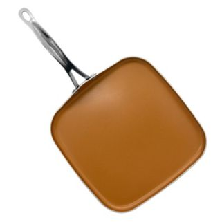 As Seen on TV Gotham Steel 10.5-in. Nonstick Titanium & Ceramic Square Griddle by Daniel Green