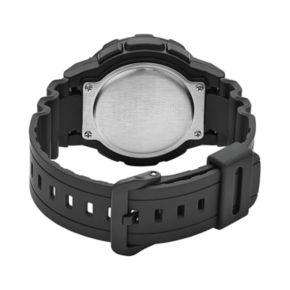 Casio Men's Telememo World Time Analog-Digital Watch - AEQ100W-1AVCF