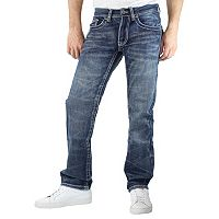 Men's Earl Jean Blake Straight-Leg Jeans