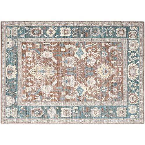 Safavieh Valencia Phillippa Framed Floral Rug