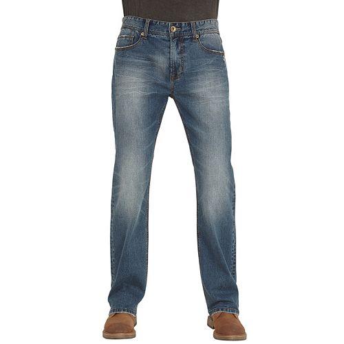 Men's Seven7 Springfield Straight-Leg Stetch Jeans