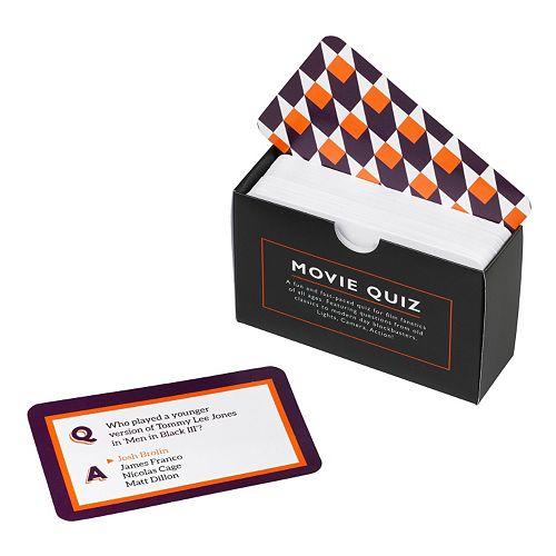 Bell & Curfew Movie Quiz Game