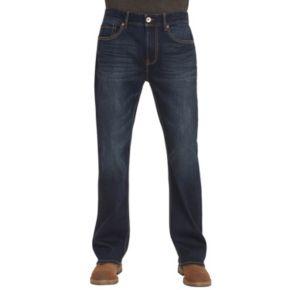 Men's Seven7 Hollis Slim-Fit Bootcut Stretch Jeans