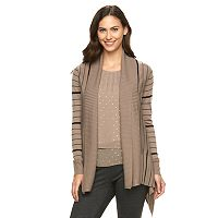Women's Apt. 9® Open-Front Cardigan