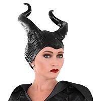 Disney's Maleficent Adult Vinyl Horns Deluxe Costume Headpiece