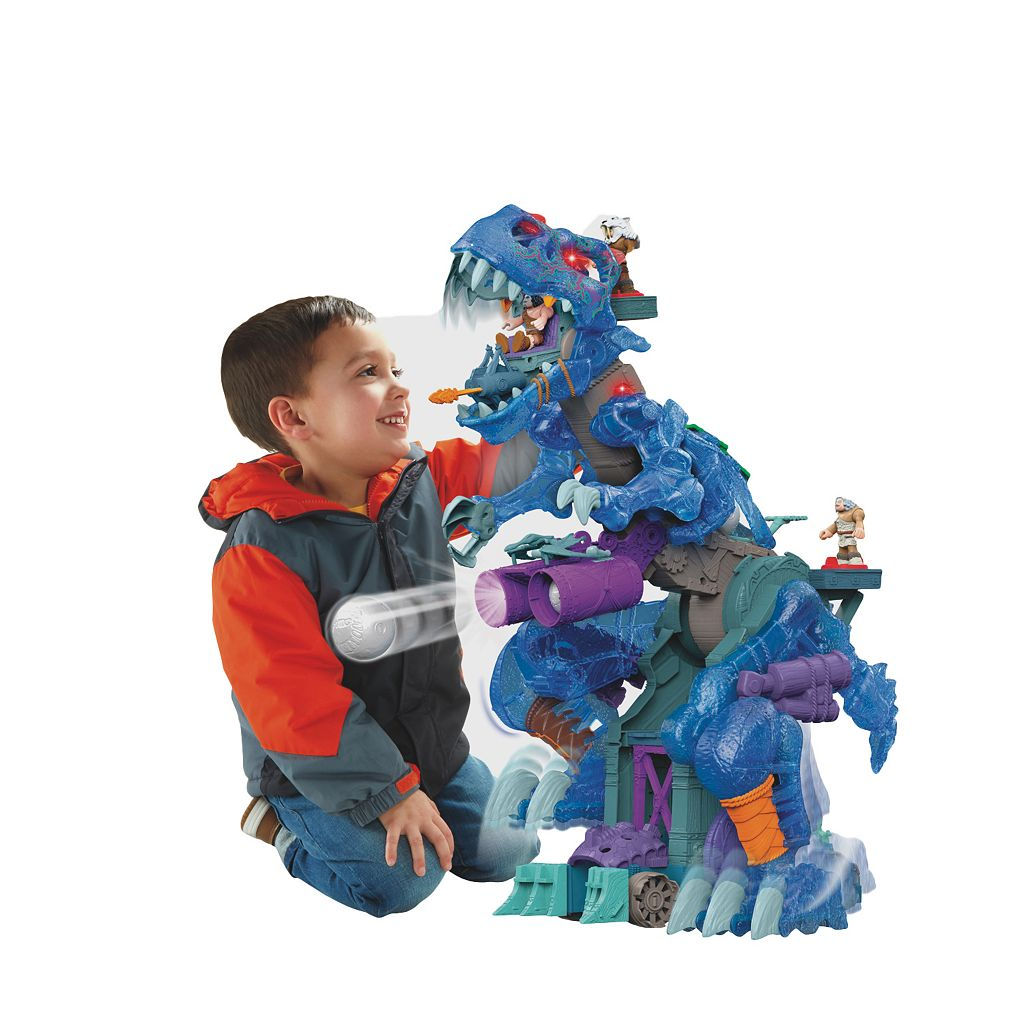 Imaginext Ultra T-Rex by Fisher-Price