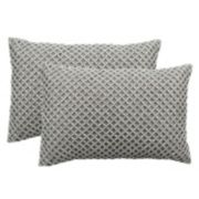 Safavieh Temy Beaded Throw Pillow 2-piece Set