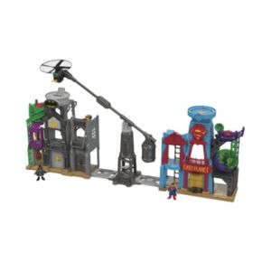 Imaginext DC Super Friends Super Hero Flight City by Fisher-Price