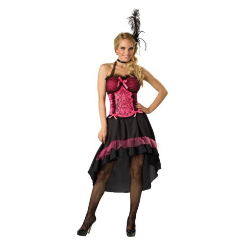 Adult Saloon Gal Costume