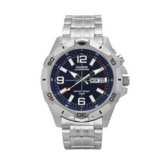 Casio Men's Stainless Steel Watch - MTD1082D-2AVCF