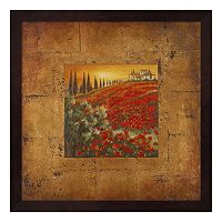 Metaverse Art Bella Toscana II Framed Wall Art