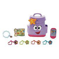 Fisher-Price Nickelodeon Dora and Friends Backpack Adventure