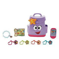 Fisher-Price Nickelodeon Dora and Friends Backpack Adventure