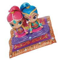 Fisher-Price Shimmer and Shine Magic Flying Carpet Toy