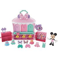 Disney's Minnie Mouse Sparkle 'n Spin Fashion Bowtique by Fisher-Price