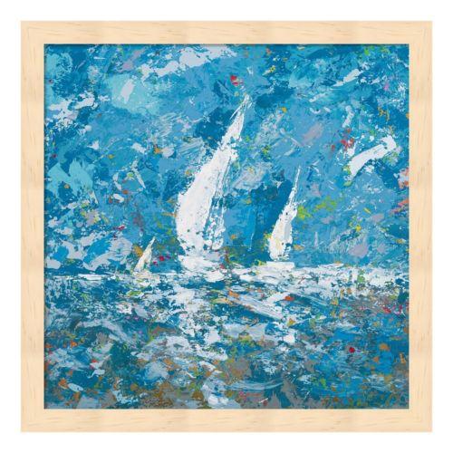 Metaverse Art Sailing II Wood ...