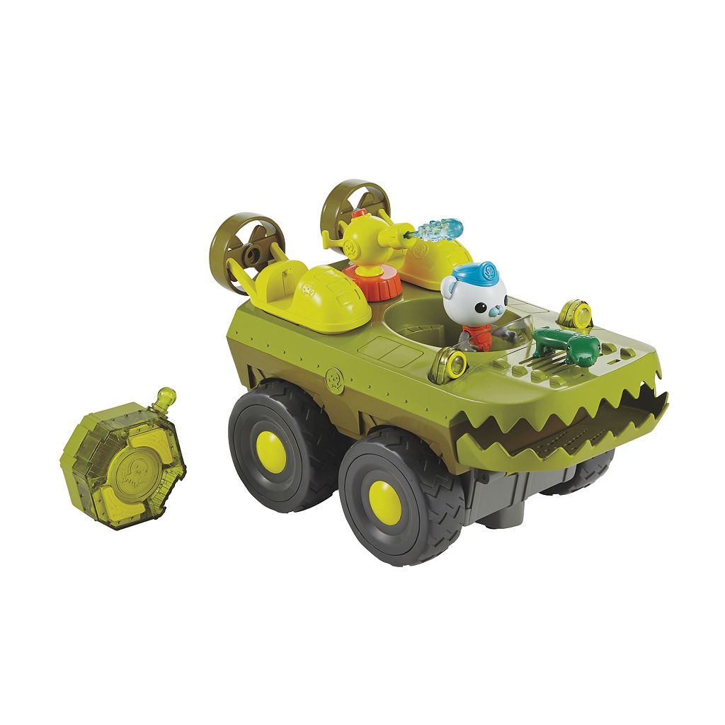 Fisher-Price Octonauts Remote Control Gup-K