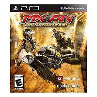 MX vs ATV: Supercross for PS3