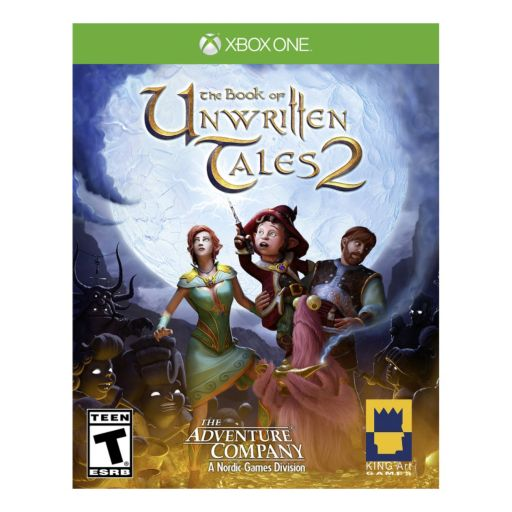 The Book of Unwritten Tales 2 for Xbox One