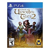 The Book of Unwritten Tales 2 for PS4