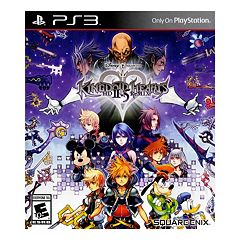 Disney's Kingdom Hearts 2.5 ReMIX for PS3