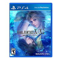 Final Fantasy X / X-2 HD Remaster for PS4