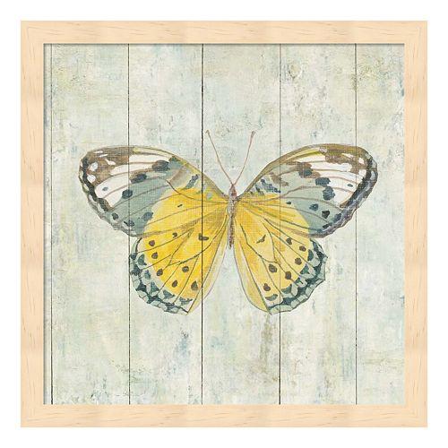 Metaverse Art Natural Flora IX Wood Framed Wall Art