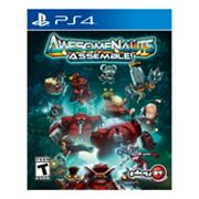 Awesomenauts Assemble for PS4