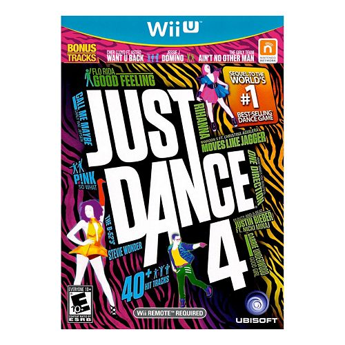 Just Dance 4 for Wii U