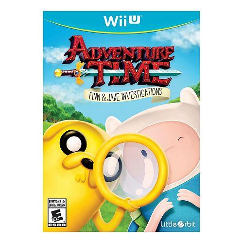 Adventure Time: Finn & Jake Investigations for Wii U