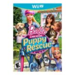 Barbie and Her Sisters: Puppy Rescue for Wii U