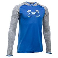 Boys 8-20 Under Armour Tech Block Hoodie