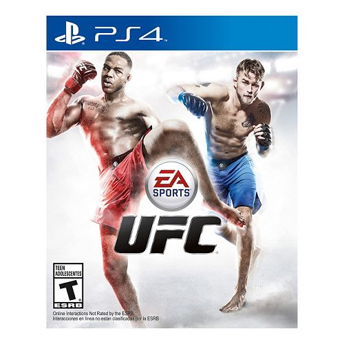 EA Sports UFC for PS4