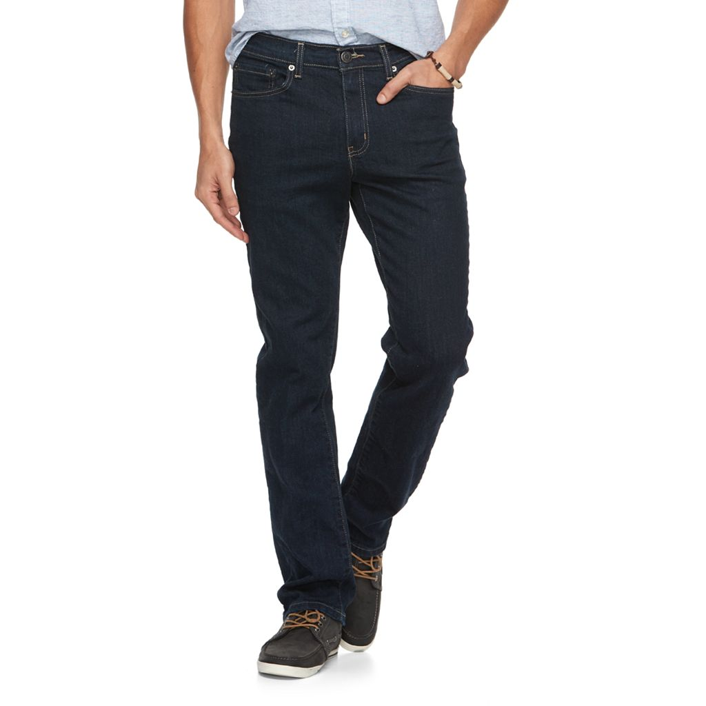 Men's SONOMA Goods for Life™ Flexwear Straight-Fit Stretch Jeans