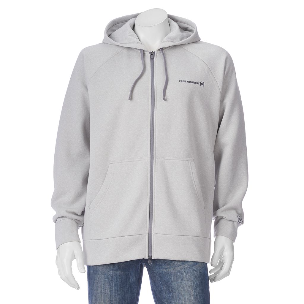 Men's Free Country Snow Fleece Hoodie