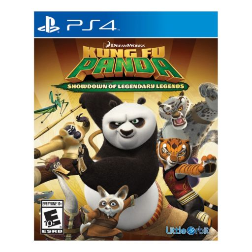 Kung Fu Panda: Showdown of Legendary Legends for PS4