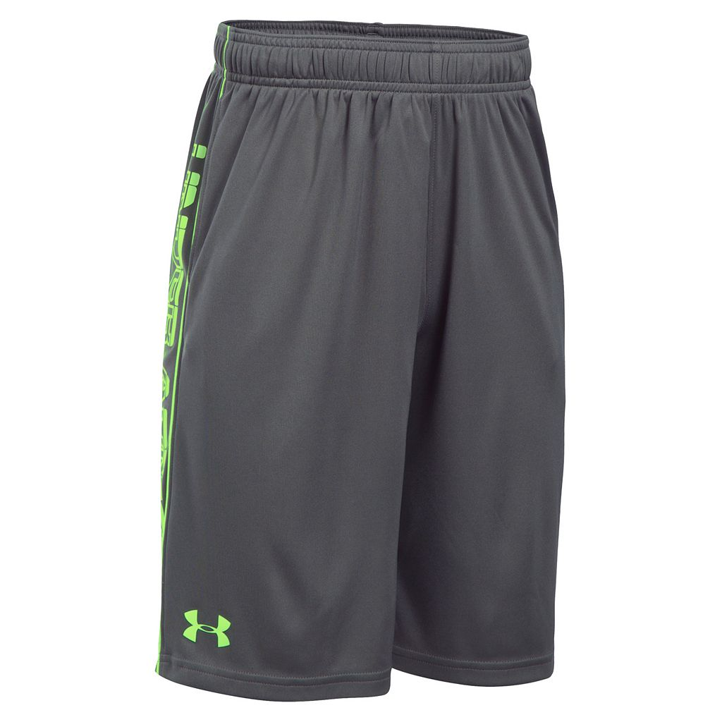 Boys 8-20 Under Armour Tech Block Shorts