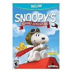 Peanuts Movie: Snoopy's Grand Adventure for Wii U
