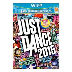 Just Dance 2015 for Wii U