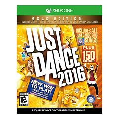 Just Dance 2016 Gold Edition for Xbox One