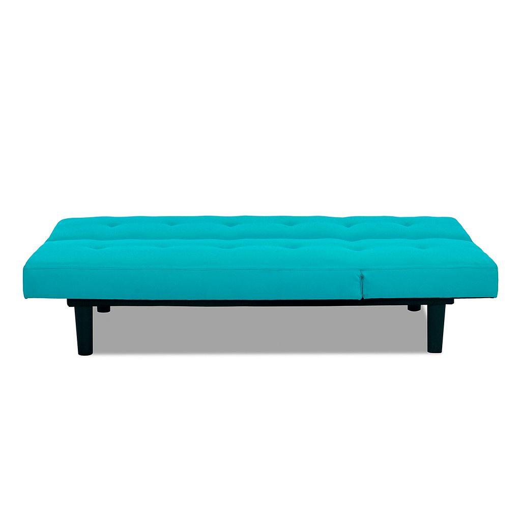 Lifestyle Solutions Jackson Convertible Mini Lounger Sofa