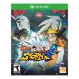 Naruto Shippuden Ultimate Ninja Storm 4 for Xbox One