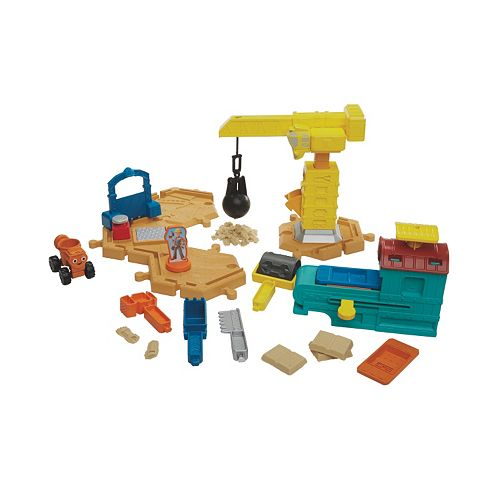 Fisher-PriceBob the Builder Mash & Mold Construction Site
