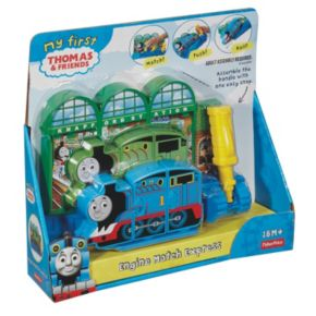 Fisher-Price My First Thomas & Friends Engine Match Express