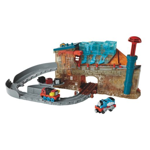 Fisher-Price Thomas & Friends Take-n-Play Engine Maker