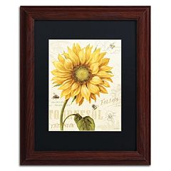 Trademark Fine Art Under the Sun I Framed Wall Art