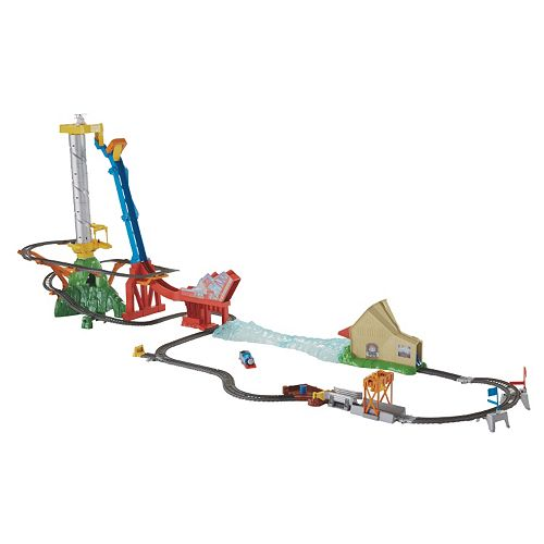 6651cebcecbd9b 0 item(s), $0.00. Thomas & Friends TrackMaster Thomas Sky-High Bridge Jump  by Fisher Price