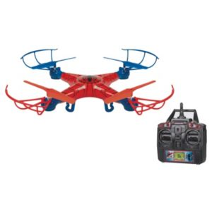 Marvel Spider-Man 2.4GHz 4.5CH RC Sky Hero Drone by World Tech Toys